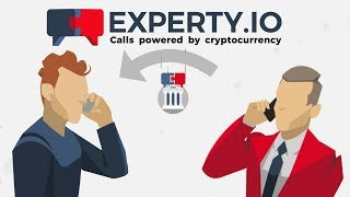 Experty Token Sale - Get paid calls anytime someone needs your expertise or support