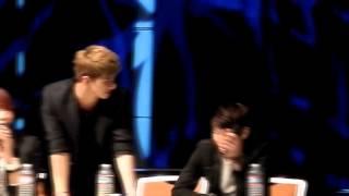 120728 VIXX - Leo And Ken Singing @ Otakon 2012 [FANCAM]