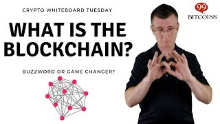 What is Blockchain? Blockchain Technology Explained Simply