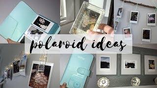 Polaroid Picture Ideas 2019!    Haley Rose ft. Julia Kessler