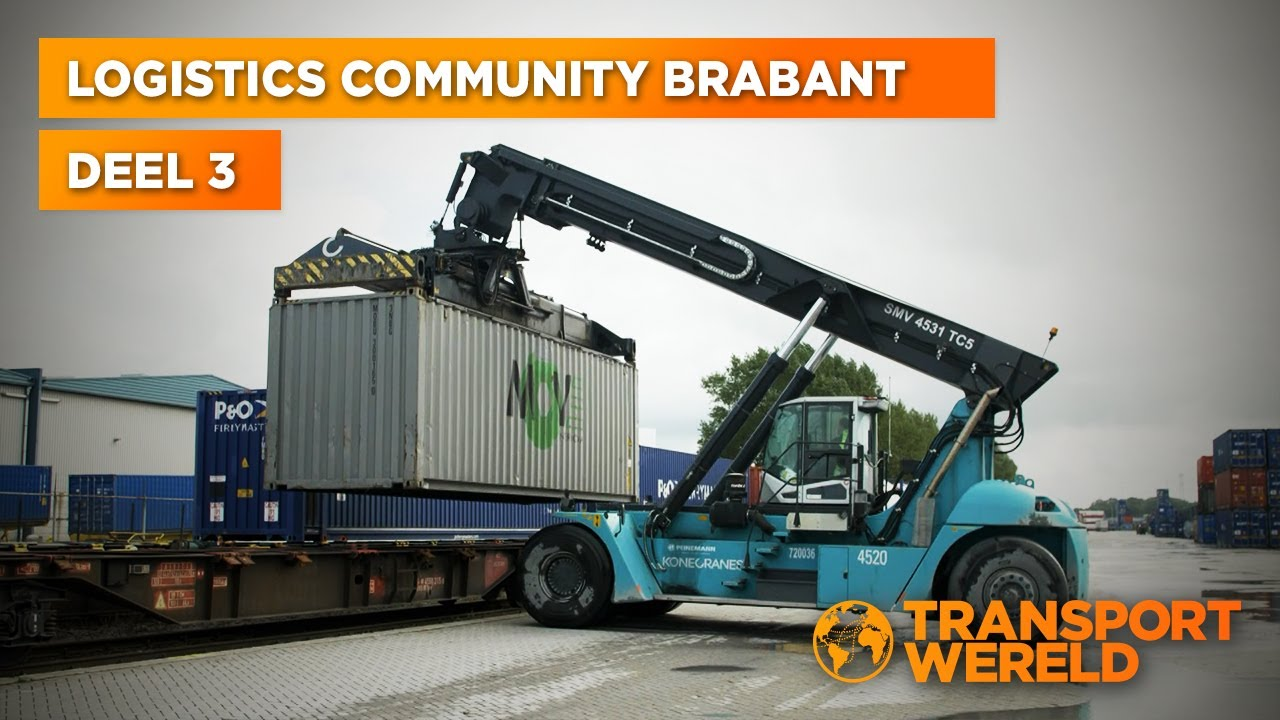 Logistics Community Brabant – Joint Corridor – deel 3