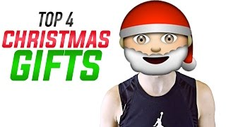 Top 4 Gifts For Basketball Players: 2015