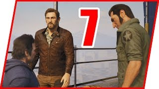 HUNTING DOWN HARVEY! - A Way Out Walkthrough Pt.7