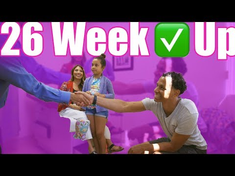 WE ARE HALFWAY THERE!! PREGNANCY UPDATE ****