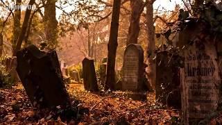 8 призраков на кладбище, которых засняли на камеру