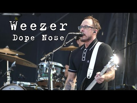 Weezer: Dope Nose [4K] 2015-08-02 - Gathering of the Vibes