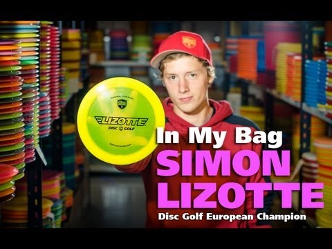 Youtube cover image for Simon Lizotte: 2013 In the Bag