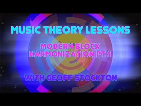 Here's an intermediate/advanced video lesson I did regarding how to block harmonize any melody on the guitar.