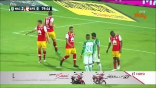 Liga Aguila 2017-I | Fecha 1 | Nacional 3 - 1 Santa Fe | Win Sports