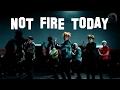 방탄소년단 NOT FIRE TODAY