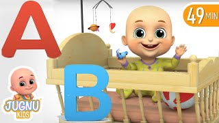 Phonic Song | ABC Alphabet Song | Jugnu kids Nursery Rhymes and Baby Songs for Kindergarten