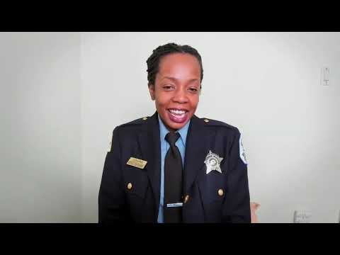 2021 Red Cross Class of Heroes: Officer Marseilla Collins, Law Enforcement Hero