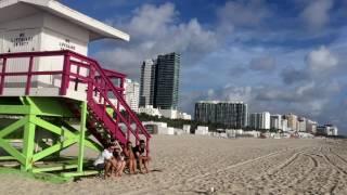 Miami Vlog Day2 – South Beach e Enchantment of The Seas