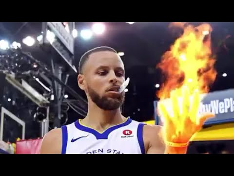 Steph Curry Impossible Shots