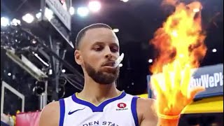 Steph Curry Impossible Shots - dooclip.me