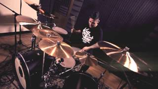 Chelsea Grin - The Second Coming Drum Playthrough