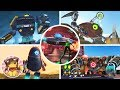 All Boss Fights Monsters Vs Aliens 1080p No Commentary