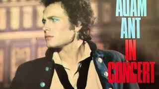 Adam Ant - Live in Milwaukee 1983