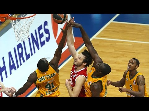 Highlights: Cedevita Zagreb-Limoges CSP