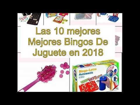 Las 10 mejores Mejores Bingos De Juguete en 2018
