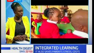 Health Digest:Integrating children with challenges,makes adaption easier and faster