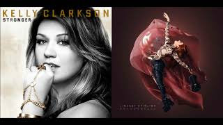 Stronger Afterglow (Mashup) - Kelly Clarkson & Lindsey Stirling & Vicetone