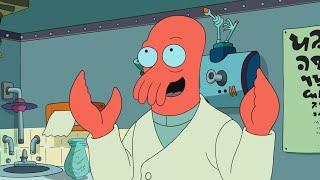 Zoidberg does surgery.