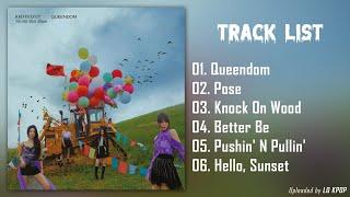 [Full Album] RedVelvet (레드벨벳) - Queendom