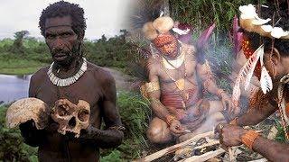 Suku Fore di Papua Nugini Doyan Makan Otak Manusia, Ini Dampak yang Terjadi pada Tubuh Mereka