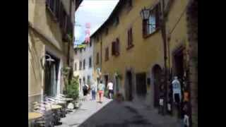 preview picture of video 'Castellina in Chianti Tuscany Italy with Juliet / Summer 2013'