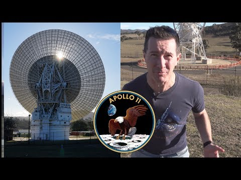 EEVblog #1230 - How The Apollo 11 Moon Walk Video Happened