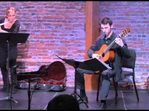 Duo Zelo Performs at the Merc, Temecula