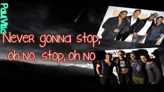 JLS   Never Gonna Stop