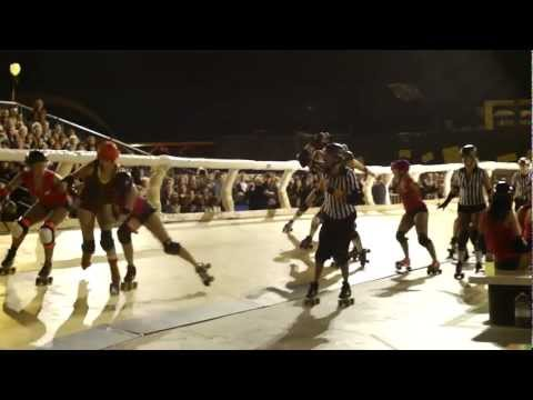 PAPERPLANES - Georgia - LIVE at LONG BEACH ROLLER DERBY