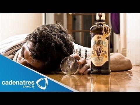 Los carteles por el alcoholismo