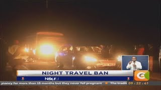 PSV night travel ban to be lifted partially