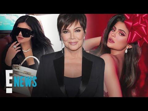 Kris Jenner Reveals Why Kylie Jenner Really Sold 51 Percent of Her Company   E! News