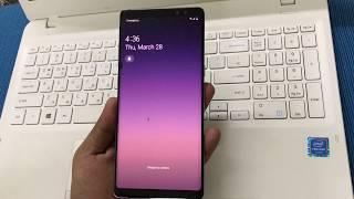 Bypass FRP Samsung Galaxy S8 (SM-G950) & S8+ (SM-G955