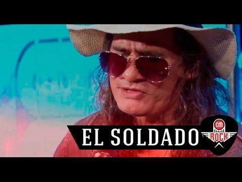 El Soldado video Entrevista + Canciones - Argentina Abril 2017