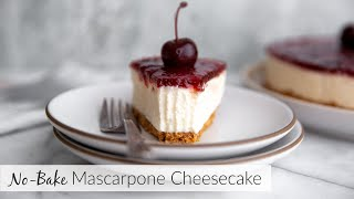 easy fast no bake cheesecake recipe