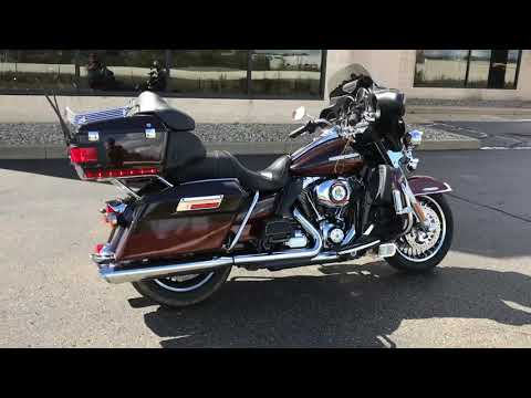 2011 Harley-Davidson Electra Glide® Ultra Limited in North Canton, Ohio - Video 1