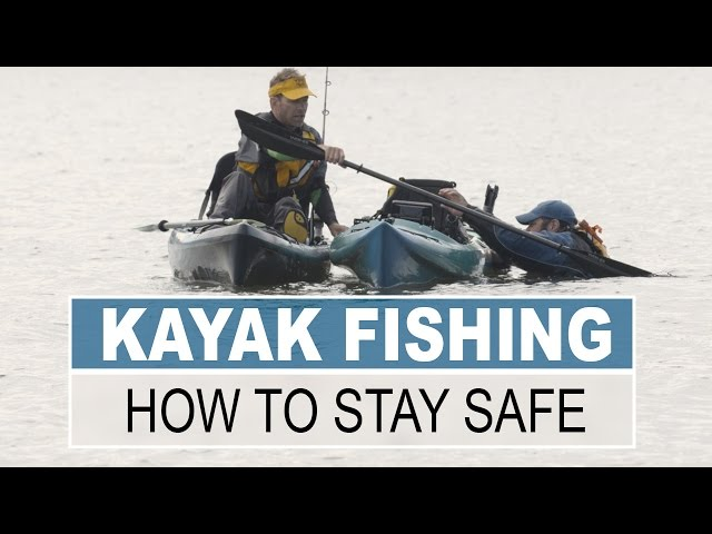 Top 5 Kayak Fishing Safety Rules