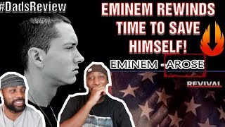 DADS REACT | AROSE x EMINEM | REVIEW