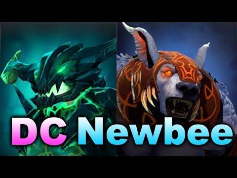 Newbee vs DC - Crazy Final Games 1,2 -  ESL One Genting Dota 2