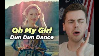 BETTER YET?! ((MV)오마이걸(OH MY GIRL)_Dun Dun Dance Reaction)