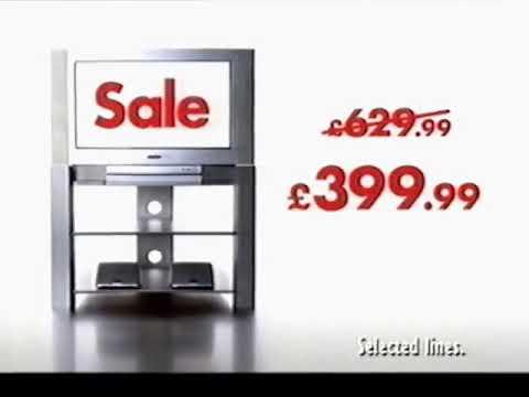 Argos Christmas Advert UK 2002