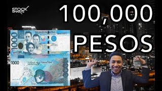 IS IT POSSIBLE TO EARN 100,000 PESOS IN THE STOCK MARKET?