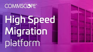 Do you have a HighSpeed Migration Plan ?