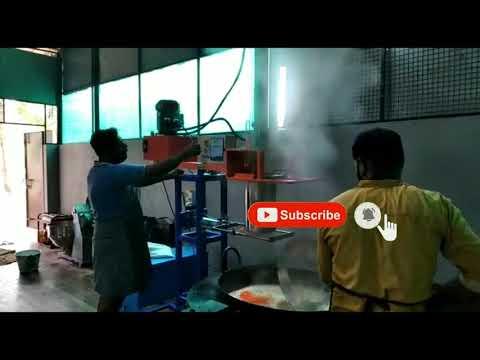 Hydraulic Namkeen Making Machine