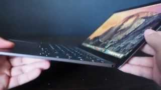Test En Français Du Nouveau MacBook (2015) D'Apple
